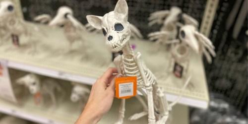 Up to 50% Off Hyde & Eek Halloween Decor at Target | Skeletons, Ghouls, & More