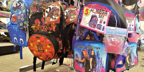Kid's 5-Piece Backpack Sets Only $12.79 at Kohl's | Toy Story 4, Minnie Mouse, Minecraft & More