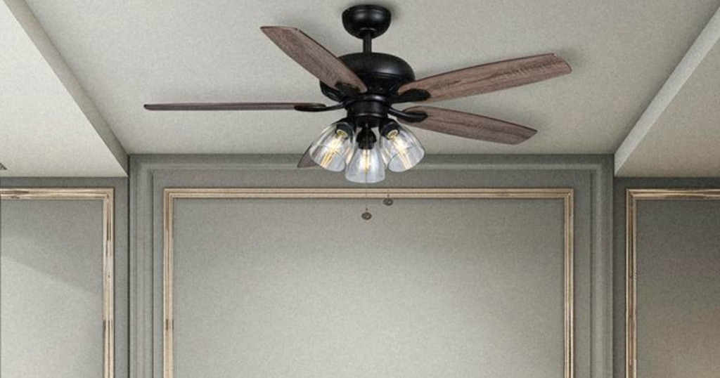 Hampton Bay Rockport Ceiling Fan