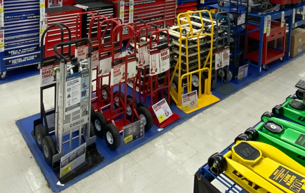 Harbor Freight Hand Trucks