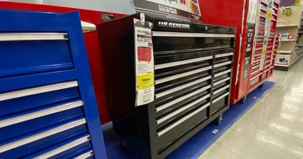 Harbor Freight Tool Cabinet