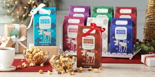 Harry & David Moose Munch Premium Popcorn 8-Pack Just $24.99 Shipped (Regularly $60)