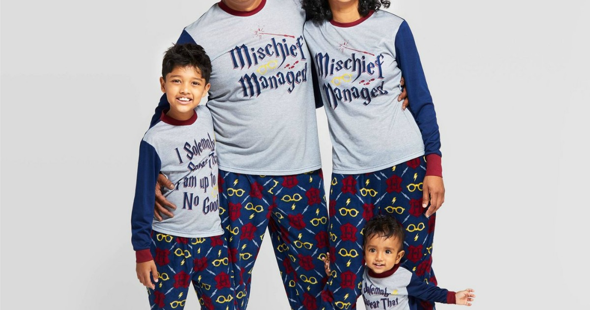 Matching Family Christmas Pajamas.20 Off Matching Family Christmas Pajamas At Target Harry