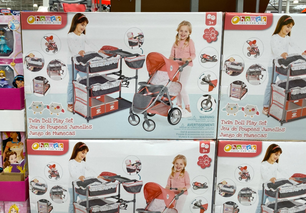 Hauck Twin Doll Play Set