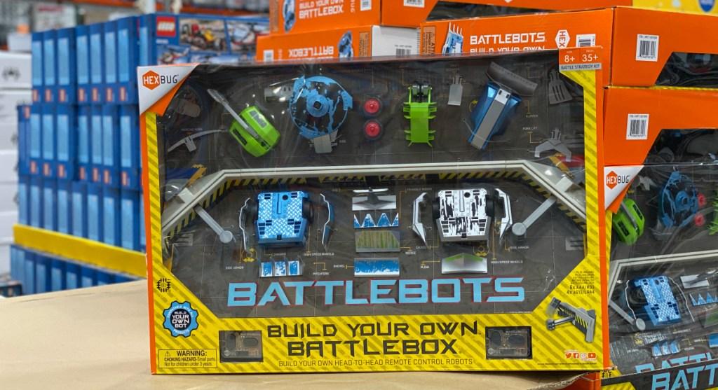 HexBug Battlebots Battlebox Arena