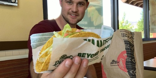 FREE Taco at Del Taco | Choose from 3 Options