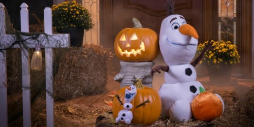 Up to 75% Off Halloween Decor at Lowe's | HUGE Inflatables, Lighting & Lots More