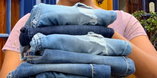 Hollister Jeans as Low as $9.38 Each (Regularly $50+)