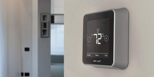 Honeywell T5 Plus Wi-Fi Touchscreen Smart Thermostat Only $81 Shipped (Regularly $150)