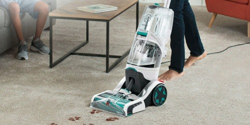 Hoover SmartWash+ Automatic Carpet Cleaner as Low as $118.99 Shipped + Get $20 Kohl's Cash