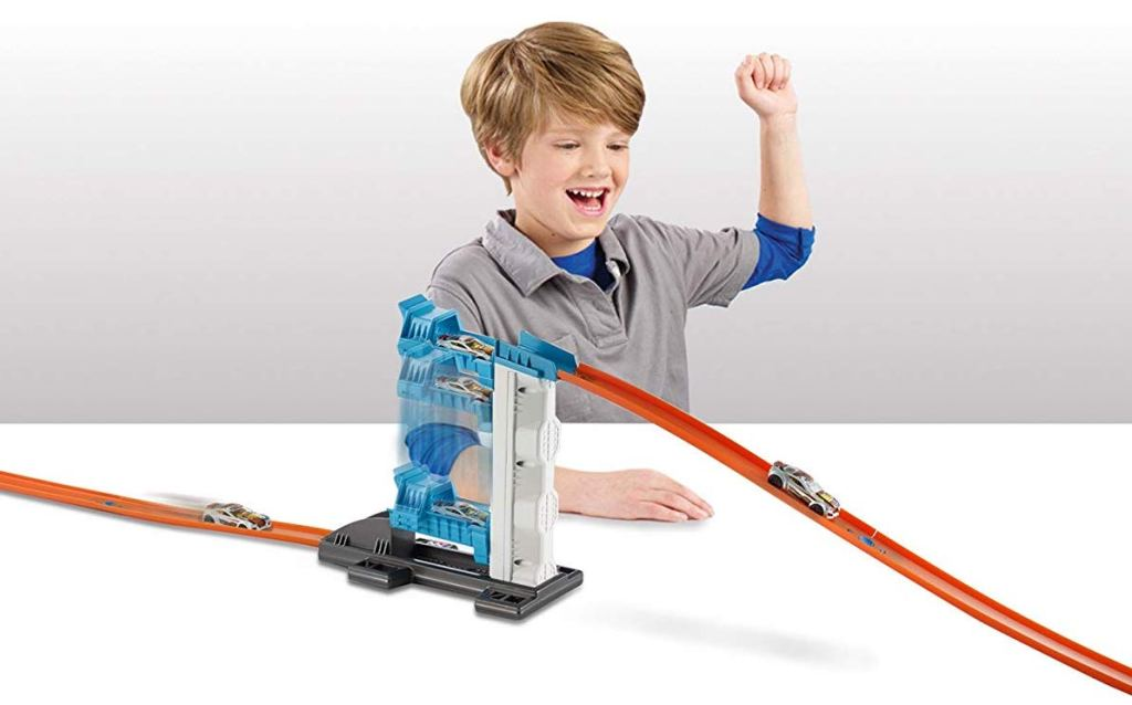 Hot Wheels Track Extension
