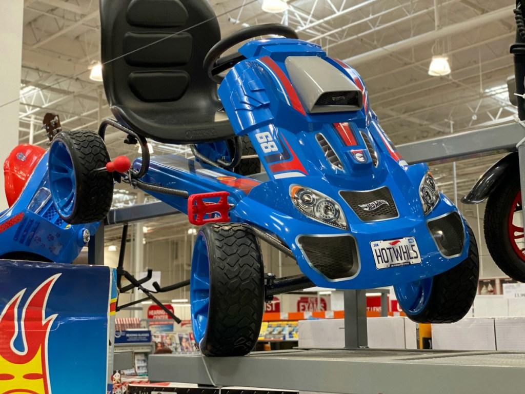 Hot Wheels XL Pedal Go Kart