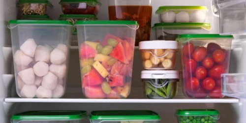 Get 17 IKEA Food Storage Containers for Only $5.99 | Team-Tested & Approved!