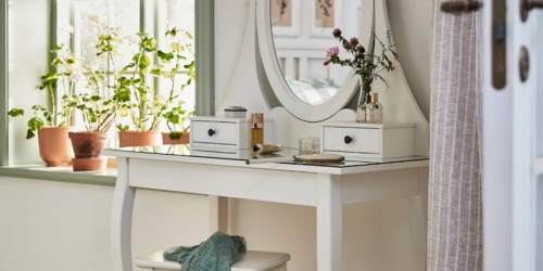 The 5 Best IKEA Makeup Vanities