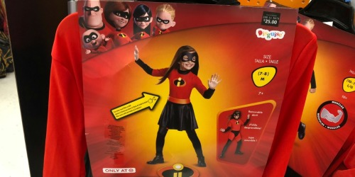 Up to 65% Off Halloween Costumes at Target