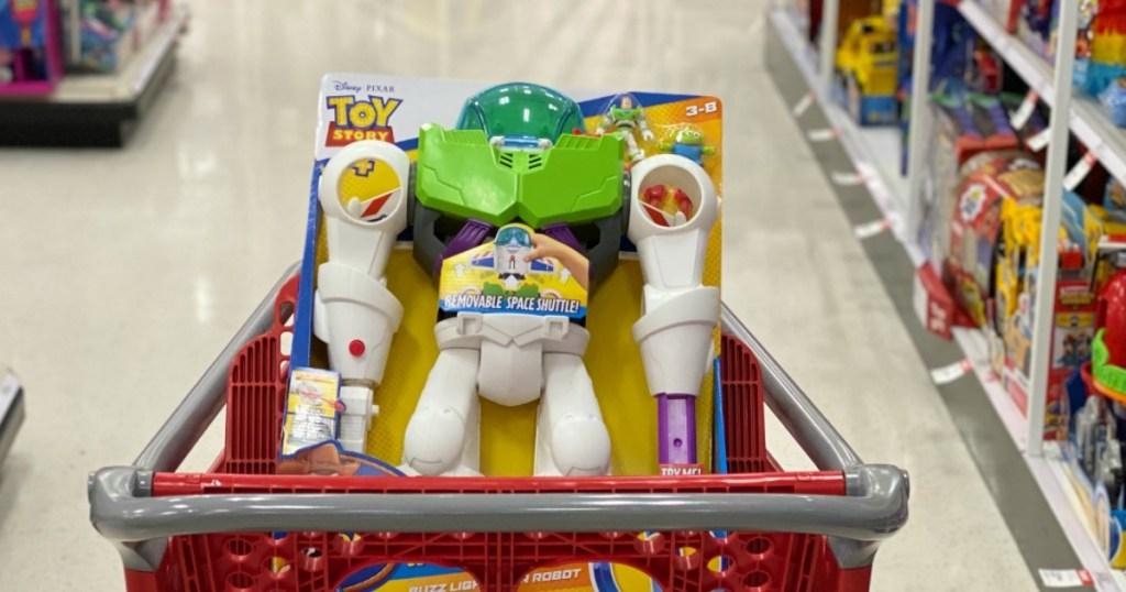Imaginext Buzz Lightyear Robot