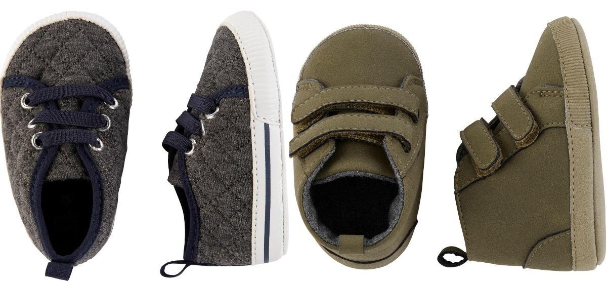Carters Infant boys shoes