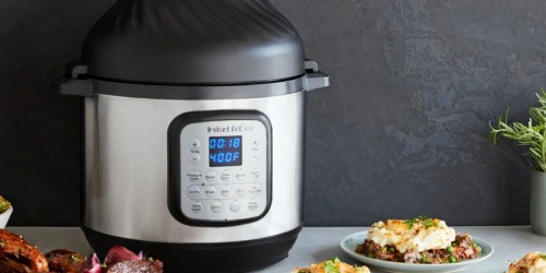 Instant Pot Duo Crisp Pressure Cooker & Air Fryer Only $113 Shipped + Get $20 Kohl's Cash