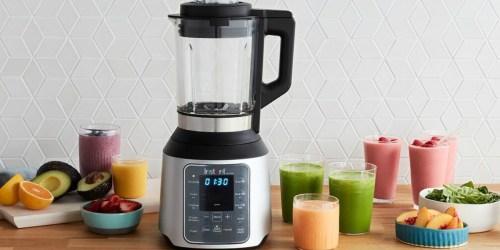 Instant Pot Ace Nova Blender as Low as $55 Shipped (Regularly $150) + Get $10 Kohl's Cash | Blends & Heats