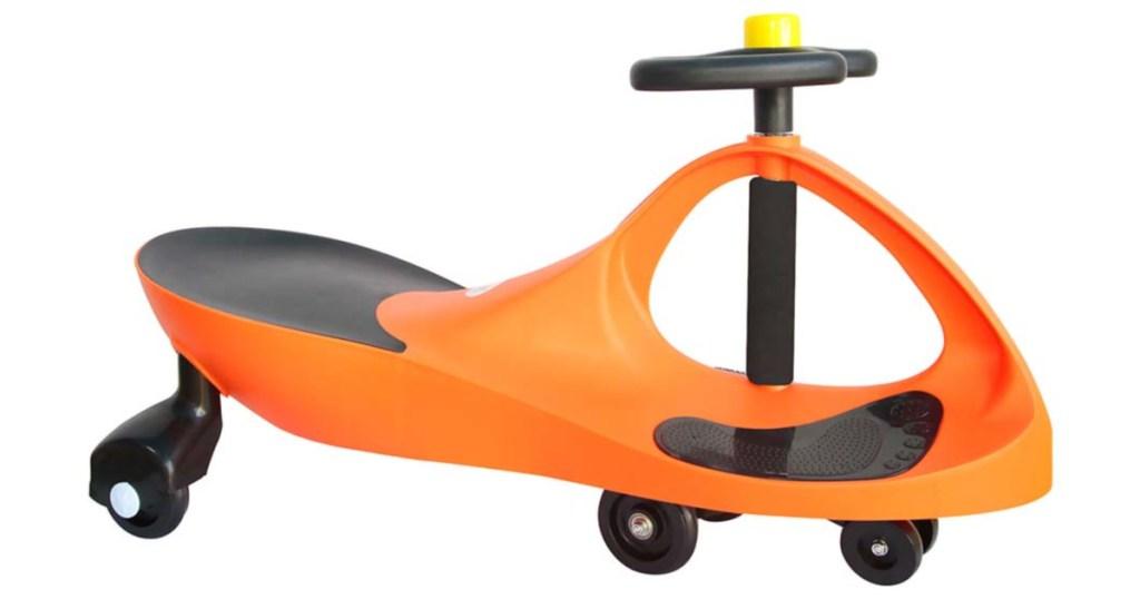orange joybay ride on toy