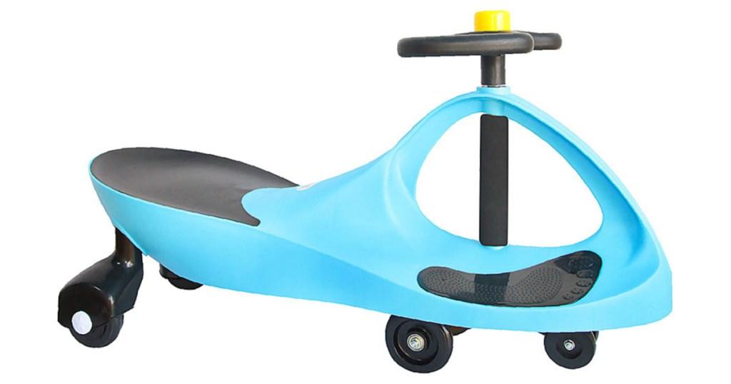 blue joybay ride on toy