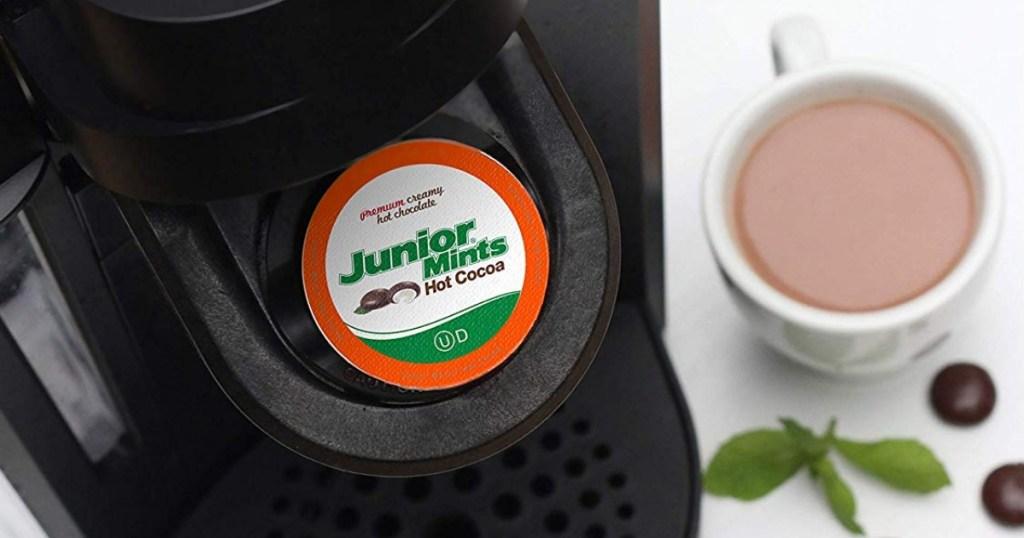Junior Mints Hot Cocoa K-Cups