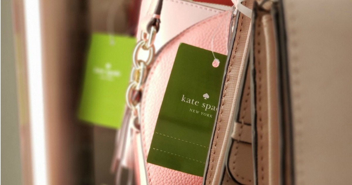 Kate Spade Bags with tags showing
