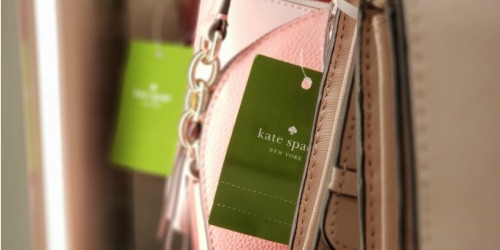 Up to 65% Off Kate Spade Bags & Shoes + Free Shipping
