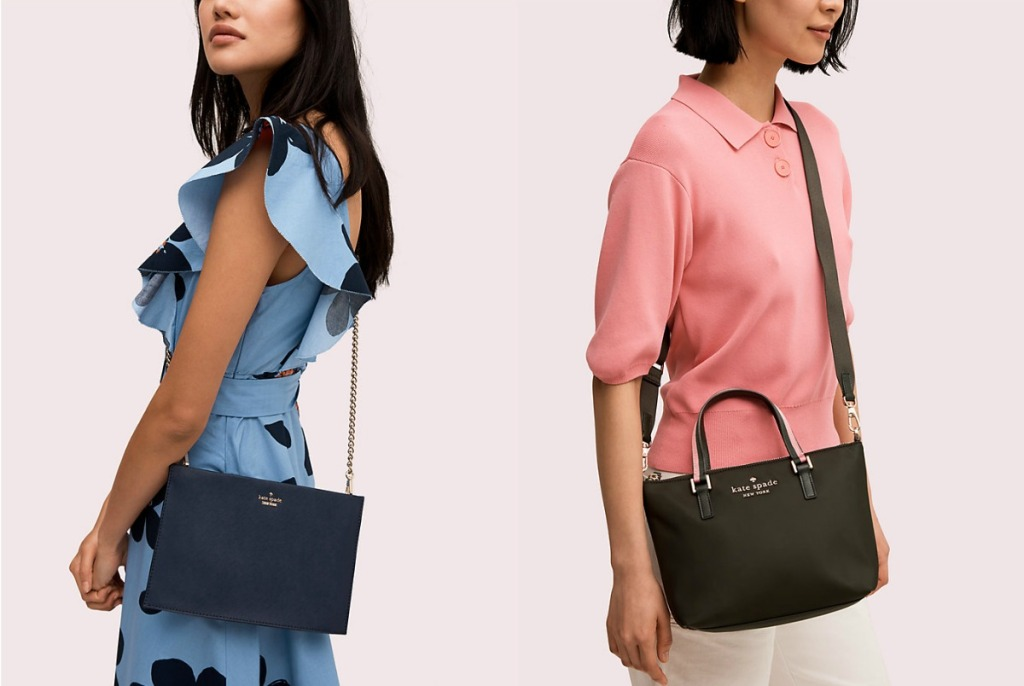 Kate Spade Sima and Lucie