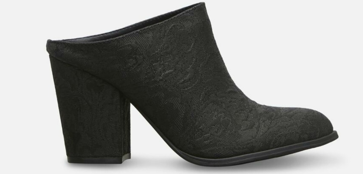 Kenneth Cole Brocade Booties