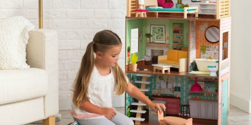 KidKraft Vintage Dollhouse Just $74.99 Shipped at Target (Regularly $100)