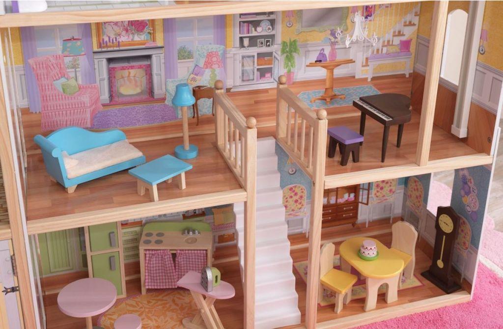 Kidkraft Majestic Mansion Rooms