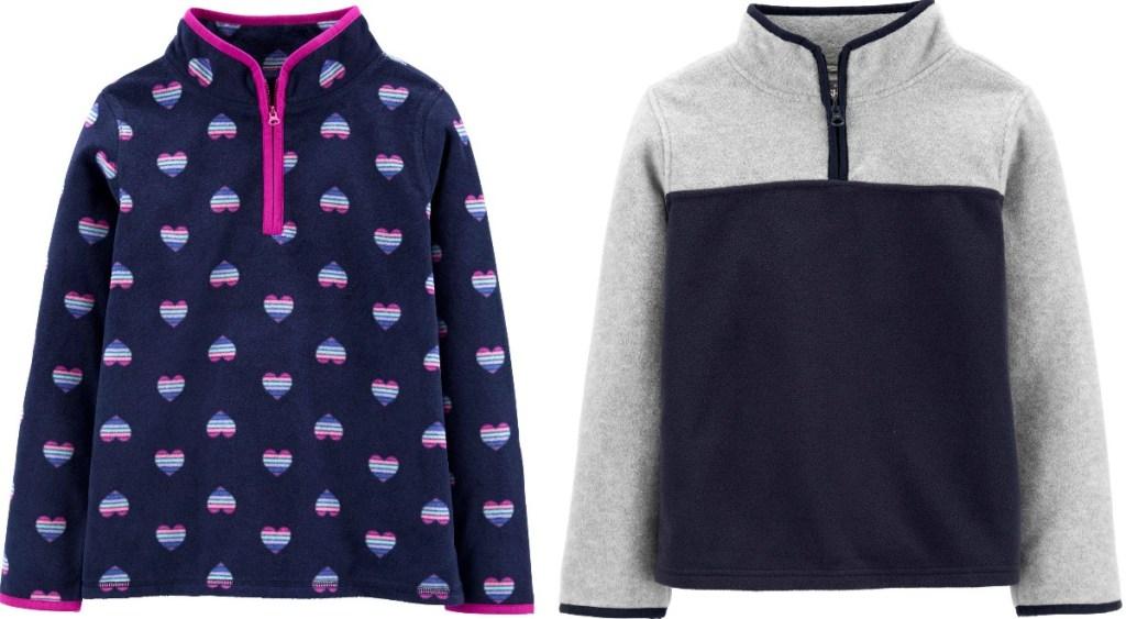 Kids Fleece Jacket from Oshkosh B'gosh for boys and girls