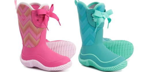 50% Off The Original Muck Boot Company Kids Rain Boots + Free Shipping