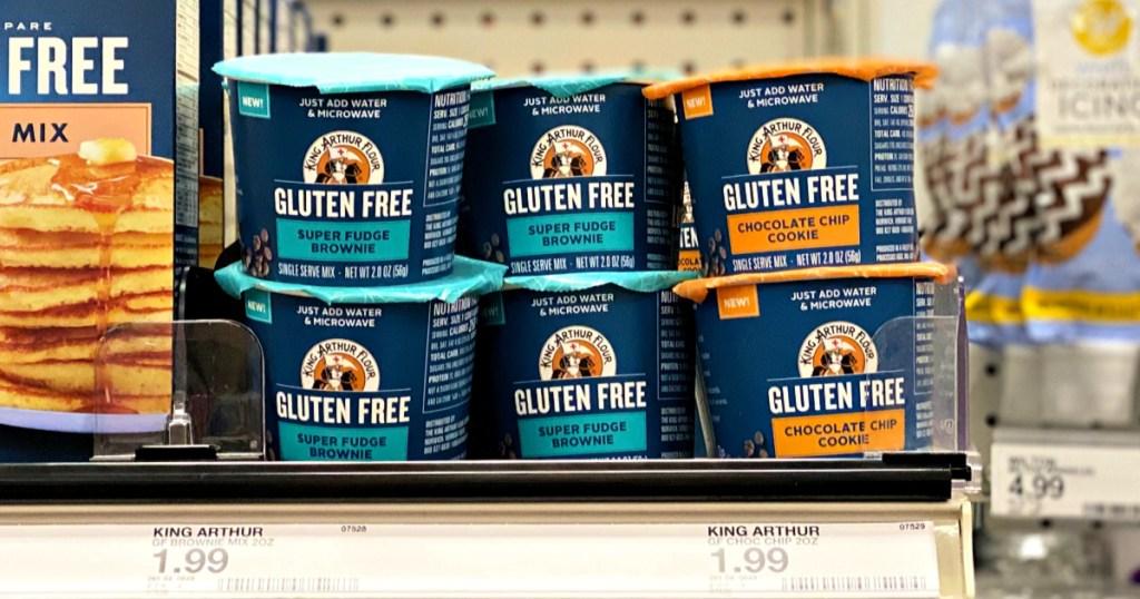 King Arthur Gluten Free Dessert Cups