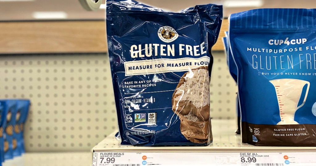 King Arthur Gluten Free Flour in Target