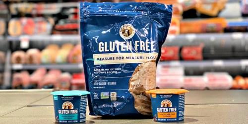 Up to 50% Off King Arthur Gluten Free Dessert Cups & Flour After Cash Back at Target
