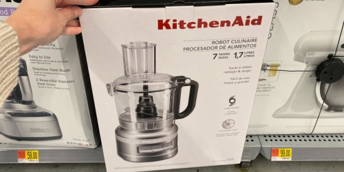 KitchenAid 7-Cup Food Processor Possibly Only $59 at Walmart