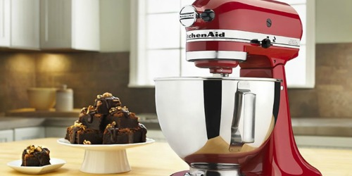 KitchenAid Stand Mixer Only $179.99 Shipped (Regularly $400)