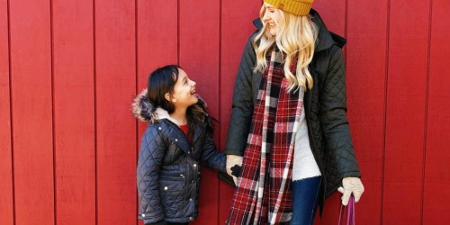 Up to 85% Off Outerwear for the Family + Free Shipping for Kohl's Cardholders