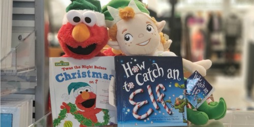 Kohl's Cares Plush AND Book Bundles Only $9 | Disney, Sesame Street, Peanuts & More