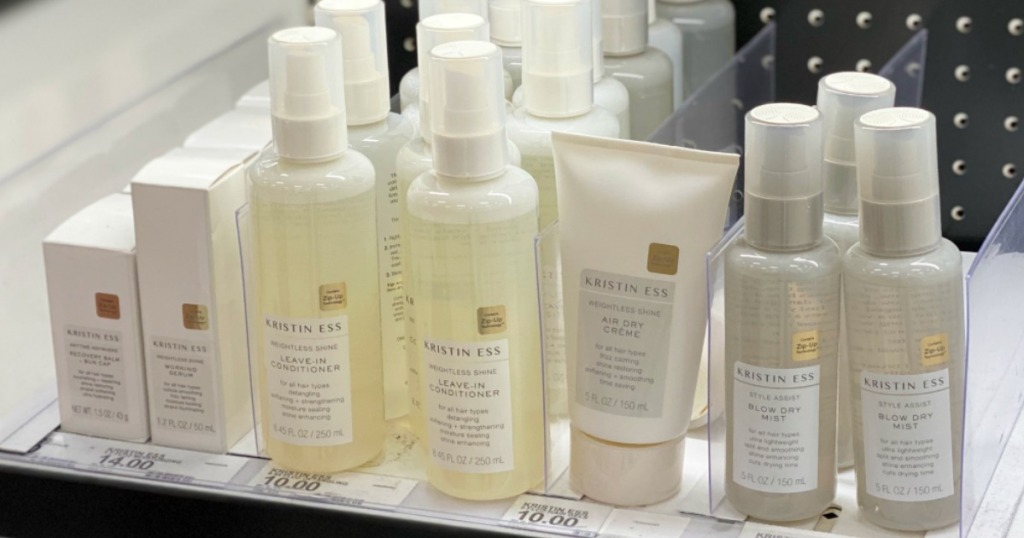 Kristin Ess Hair Care Products