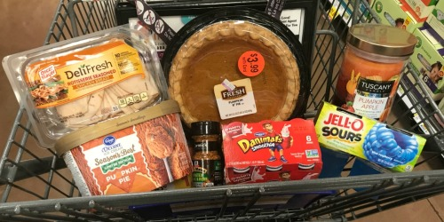 Kroger 2 Day Sale | $2.99 Pumpkin Pie, 99¢ Danimals Smoothies 6-Packs & More