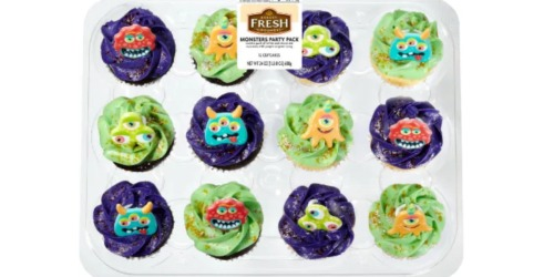 Kroger 13 Days of Scary Deals | 12 Decorated Cupcakes Just $5