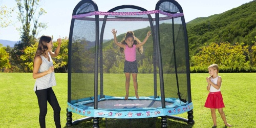 Little Tikes L.O.L. Surprise! 7-Foot Trampoline w/ Safety Net Only $66.74 Shipped (Regularly $216) at Amazon