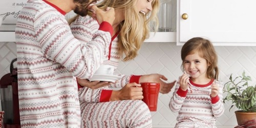 Over 50% Off Lauren Conrad Matching Family Pajamas at Kohl's