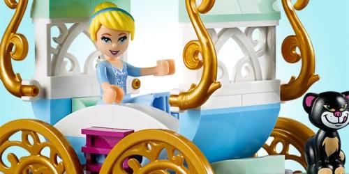 LEGO Disney Cinderella's Carriage Ride Set Just $12.99 at Amazon (Regularly $20)