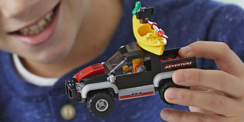 LEGO City Kayak Adventure Set Only $6.39 & More