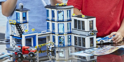LEGO City Police Station Set Just $64.99 Shipped (Regularly $100)
