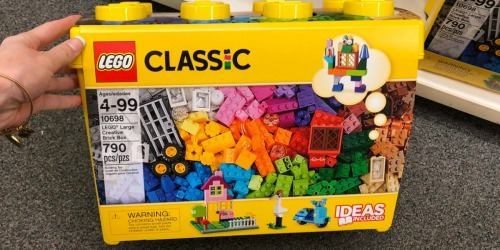 20% Off LEGO Sets + FREE Shipping for Kohl's Cardholders + Earn Kohl's Cash | Disney, Star Wars & More